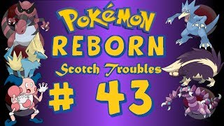 Reborn Scotch Troubles Ep 43: Radomus - Battle and Puzzle!