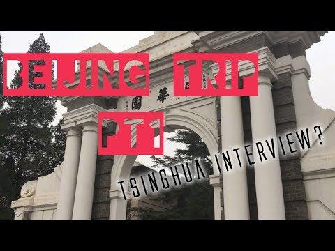 Interview Abroad!? TsingHua & Peking University!! | Beijing Trip2018 | KUROSHI from MALAYSIA 【华文字幕】
