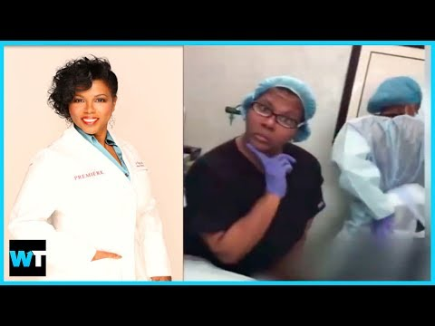 Plastic Surgeon Dr. Boutte DANCES In The OPERATING ROOM?! | What's Trending Now!