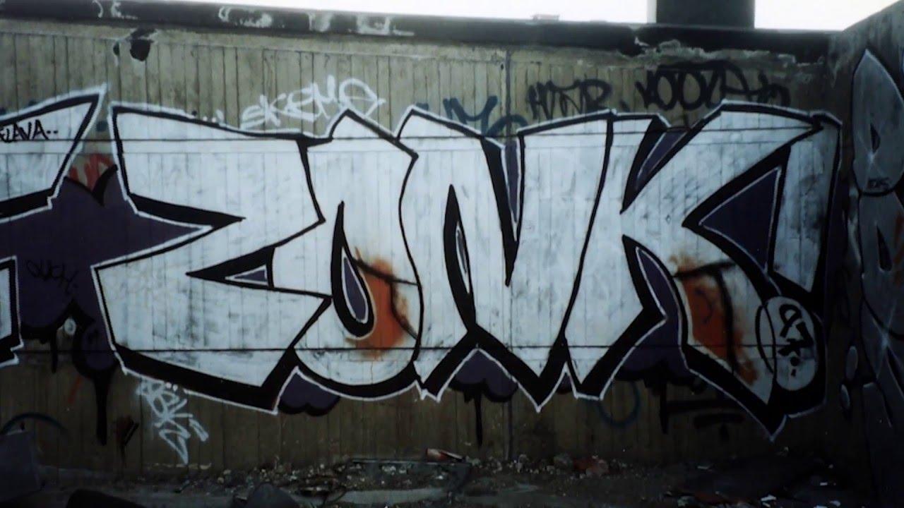 London Graffiti The Golden Era Part 1 Cosa Zonk Youtube