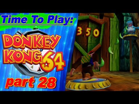 Time To Play: DK64 part 28: Picking up the pace