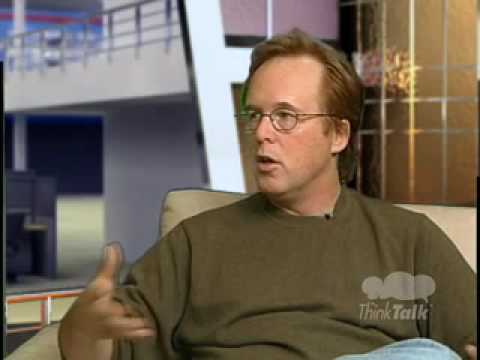 Director Brad Bird answers a student question on ThinkTalk