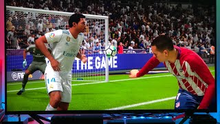 FIFA 18   XBOX ONE X / TCL 55 R617 / ■ TEST