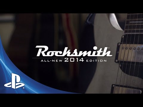 Rocksmith 2014 Edition - Launch Trailer