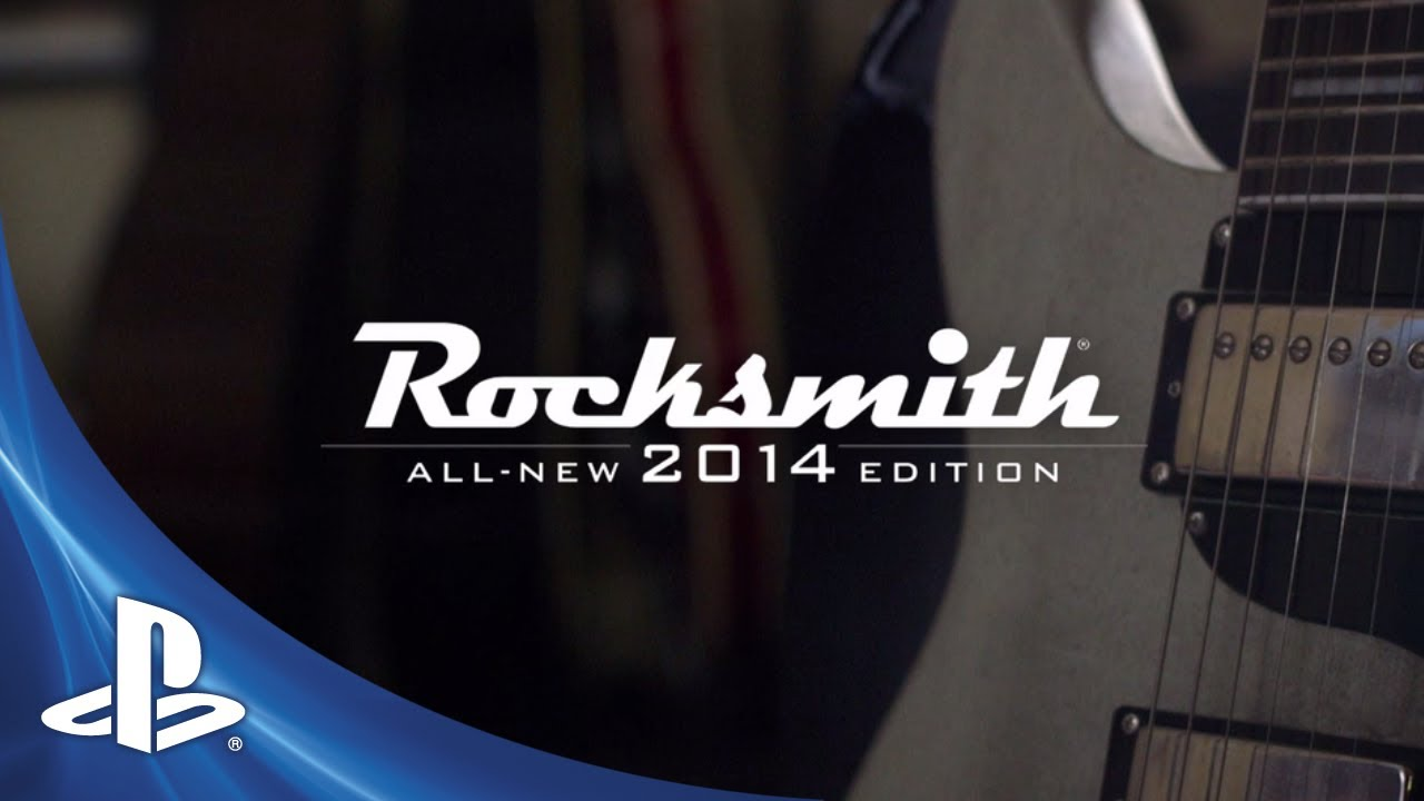 rocksmith 2014 edition launch trailer youtube. Black Bedroom Furniture Sets. Home Design Ideas