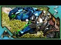 ALL OF THE TAMES! MAX LEVEL TEK REX TAMING! - Ark: Survival Evolved [Cluster E56]