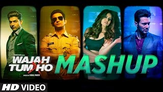 """Presenting the best heart touching mashup of 2016 songs from upcoming bollywood movie """"wajah tum ho"""", directed by vishal pandya and produced t-..."""