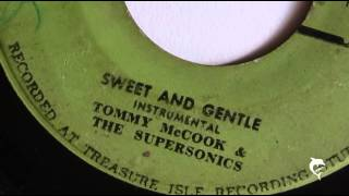 Tommy McCook - Sweet and Gentle (1967)
