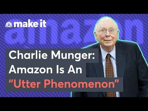Berkshire Hathaways Charlie Munger: Amazon Is Utter Phenomenon