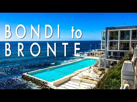Bondi to Bronte Beach - filmed and edited with iPhone 6 (see description)