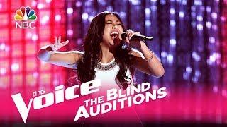 The Voice 2017 Blind Audition - Anatalia Villaranda: