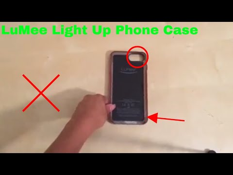 ✅  How To Use LuMee Light Up Phone Case Review
