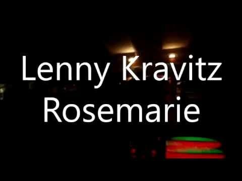 rosemary lenny kravitz