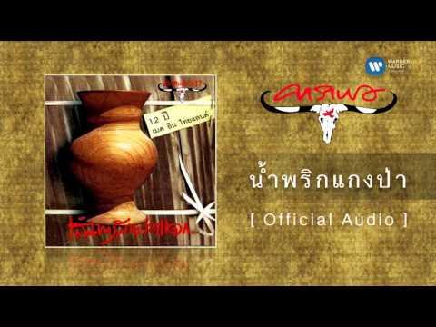 คาราบาว - น้ำพริกแกงป่า [Official Audio]