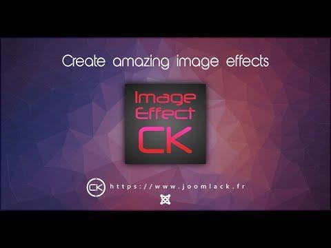 Create amazing image effects for joomla thumbnail