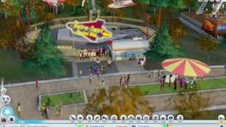 SimCity | Amusement Park Set
