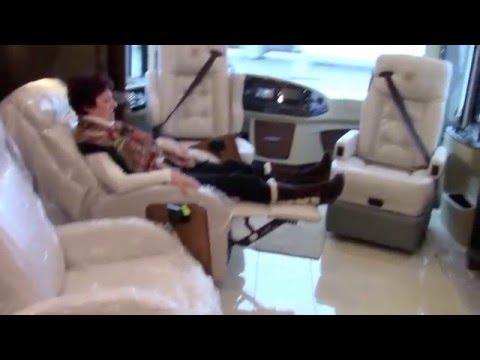 Sylvie stuck in her recliner