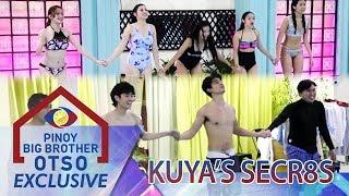 Kuya's Secr8s: Housemates, nag-swimming kasama ang Special Star Dreamer na si Marie