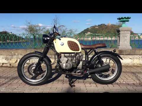 BMW R75 Brat Style ~ CRSS #031 by Cafe Racer SSpirit
