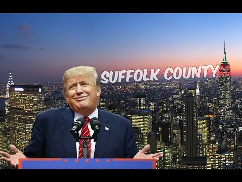 LIVE Stream: Donald Trump Rally from Suffolk County, NY (4-14-16) Hello again TRUMP supporters