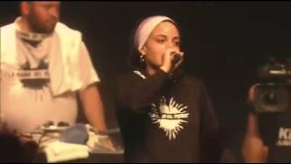Keny Arkana - Fuck ютуб - Concert à Marseille @ Le Moulin  2012
