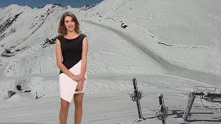 Fanny Agostini French Presenter 25 11 16