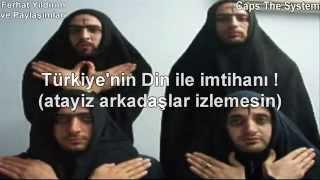 Türkiye'nin din ile imtihanı