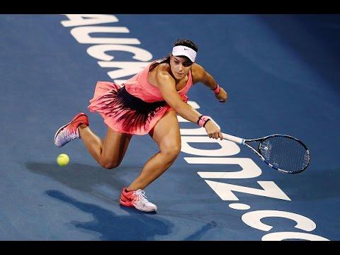 2017 ASB Classic Semifinals | Ana Konjuh vs Julia Goerges | WTA Highlights
