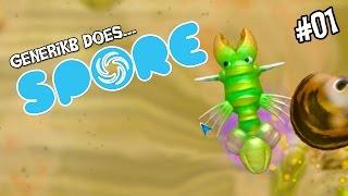"""Spore Ep 01 - """"It"""
