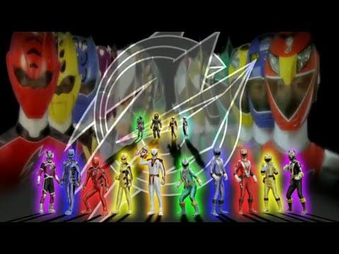 Power Ranger RPM y Jungle Fury Team-up versión sentai | Sentai Go-onger vs Gekiranger