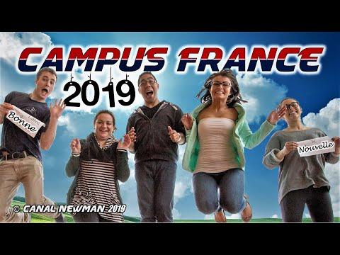 """""""Campus France 2019"""" : Enfin une Bonne Nouvelle !!!"""
