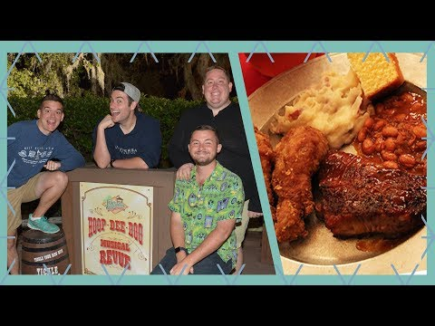 Hoop Dee Doo Musical Revue... Review | Walt Disney World Vlog November 2017