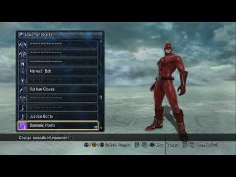 Soul Calibur 5 custom character Marvel Comic