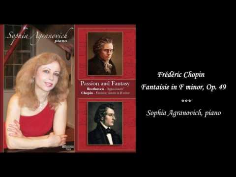 Sophia Agranovich - Piano