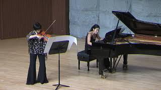 [STUDIO2021] 김정훈 Junghoon Kim ferner fAND II for Viola and Piano (2014) [World Premier]