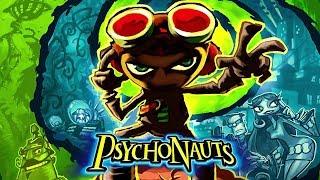Psychonauts — ОДНА ИЗ САМЫХ НЕОБЫЧНЫХ ИГР!