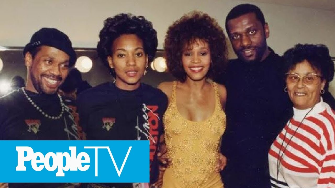 Whitney Houston's Best Friend Robyn Crawford Breaks Her Silence ...