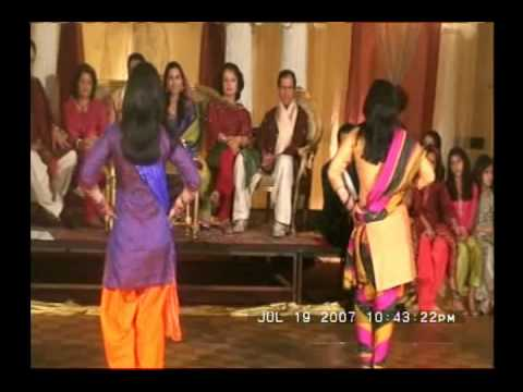 Mehndi Girls Dance - Maine Payal Hai...