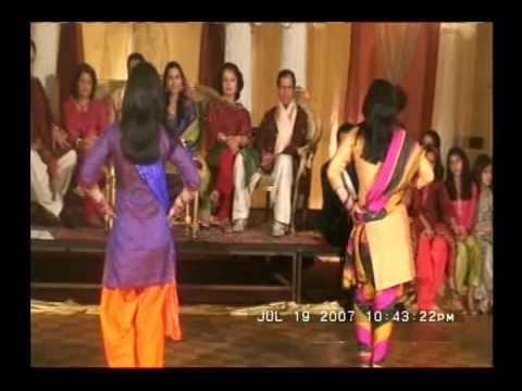 Mehndi Girls Dance - Maine Payal Hai Chankai