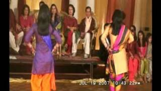 Mehndi Girls Dance - Maine Payal Hai Chankai