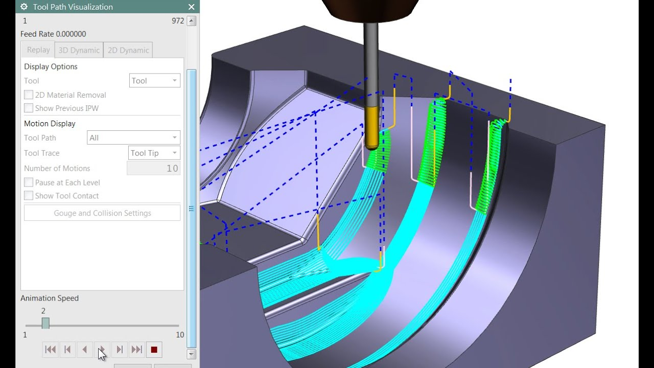 Nx Cam 10 Real Solutions For Manufacturing Productivity