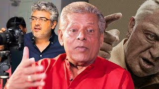 EXCLUSIVE: Indian 2 Scene & Ajith's Special Soup - Delhi Ganesh Reveals