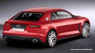 Audi Sport quattro Laserlight Concept 2014 Videos