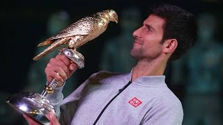 Djokovic Downs Murray To Retain Doha Title 2017