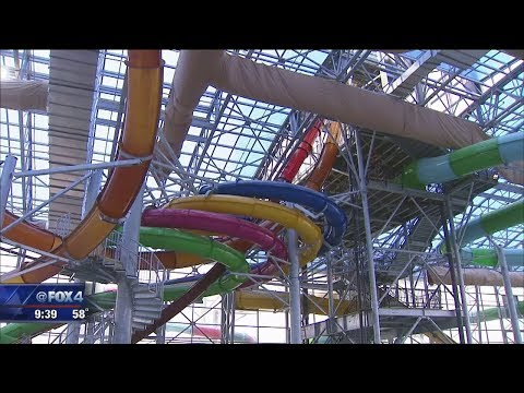 Lone Star Adventure:  Epic Indoor Water Park
