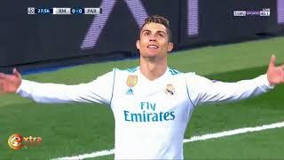 ملخص ريال مدريد و باريسانجيرمان 3-1