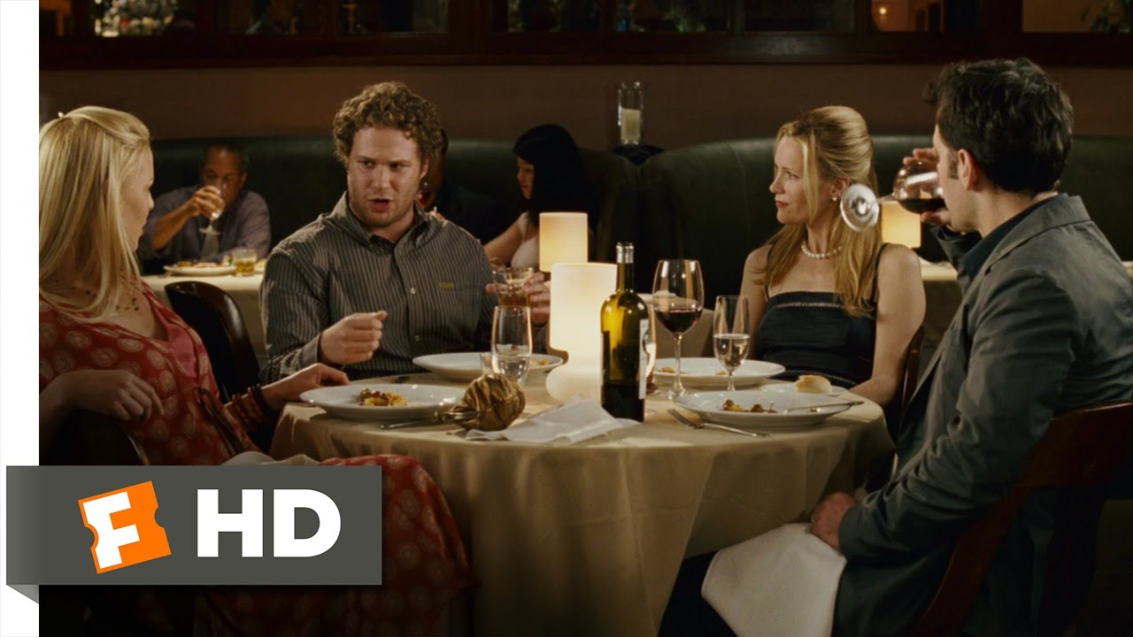 Knocked Up (6/10) Movie CLIP - Double Date (2007) HD - YouTube