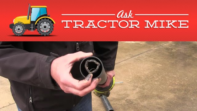 tractor pto shaft sizes