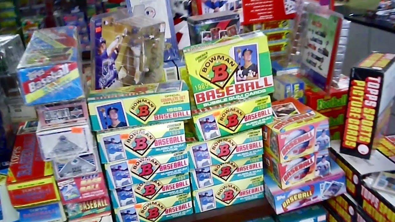 Ohios Best Baseball Card Shop