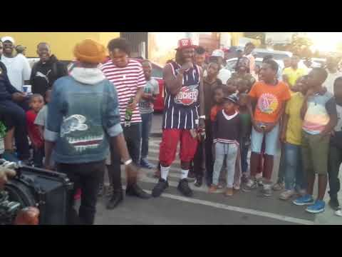 Yasho Music Video by Stilo Magolide  (Behind the scenes)